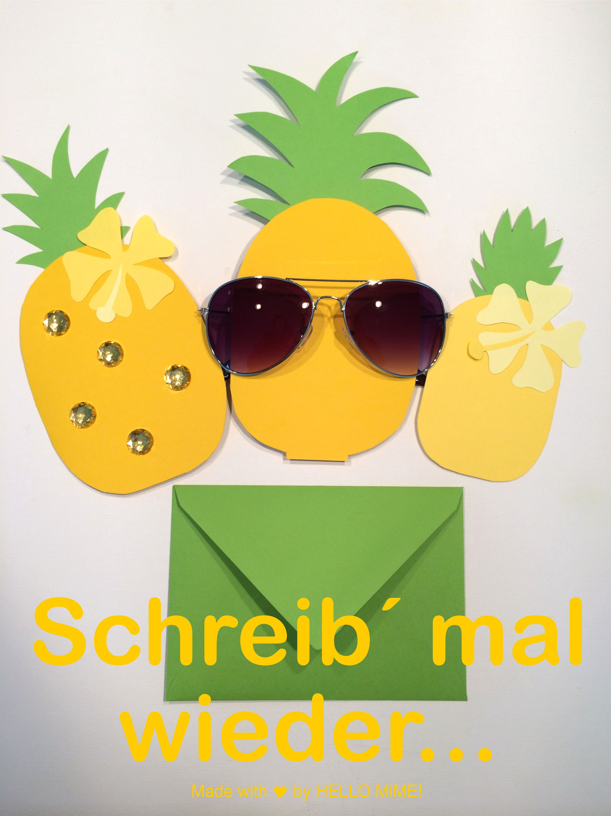 sommerparty archive - hello mime!, Einladung