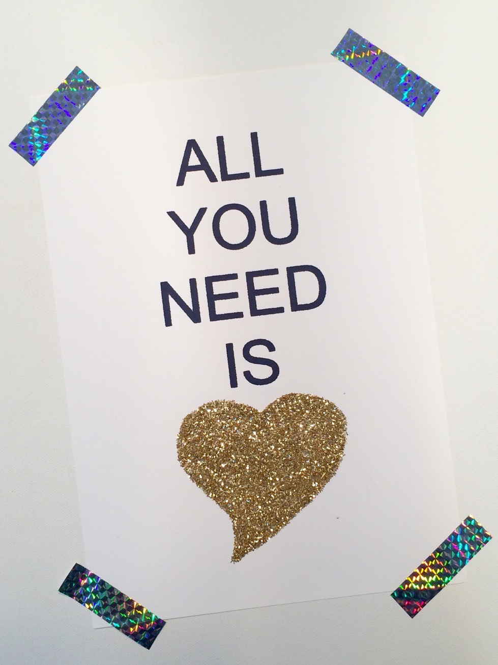Poster - all you need is love03
