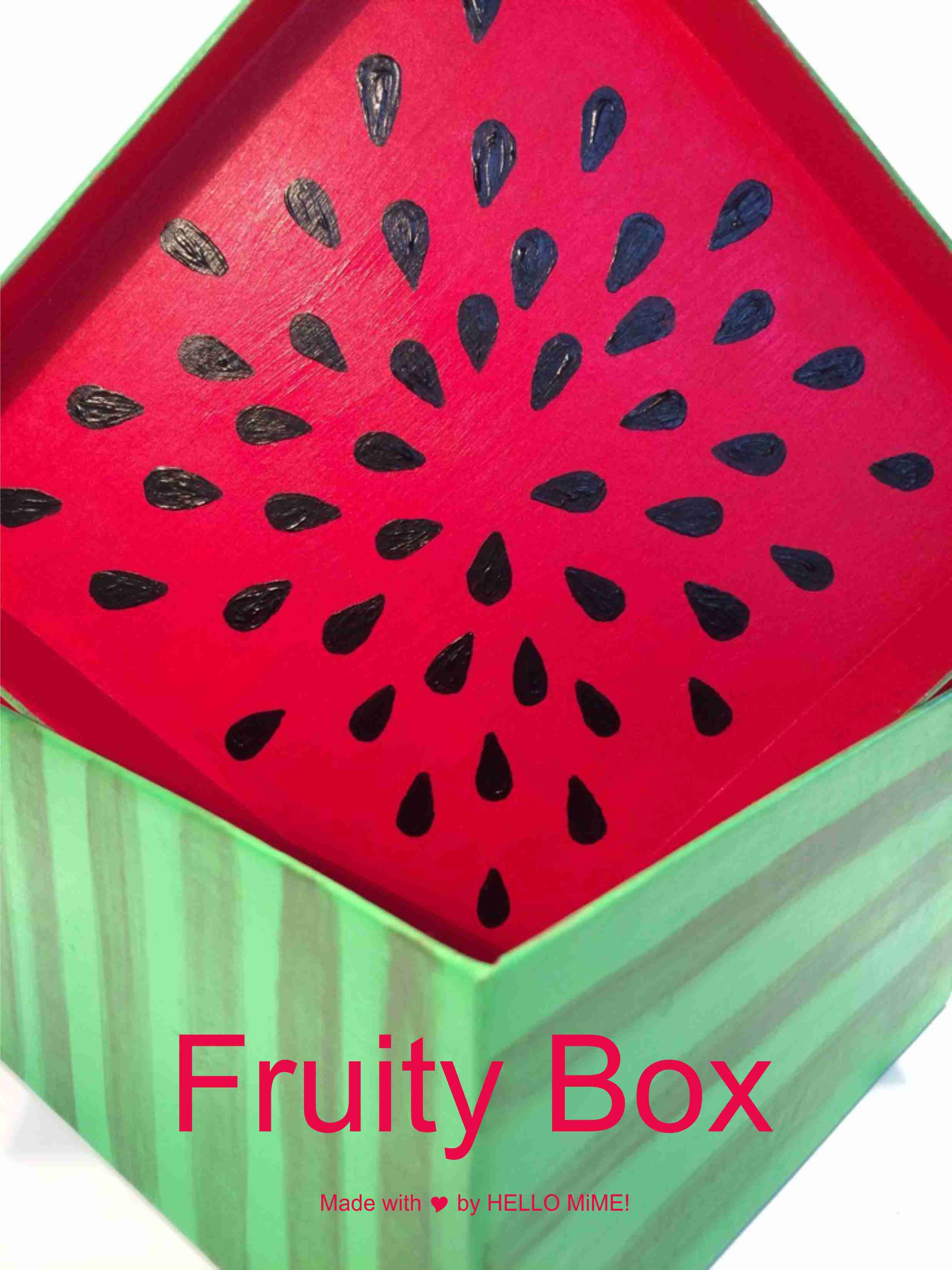 Fruity box 2