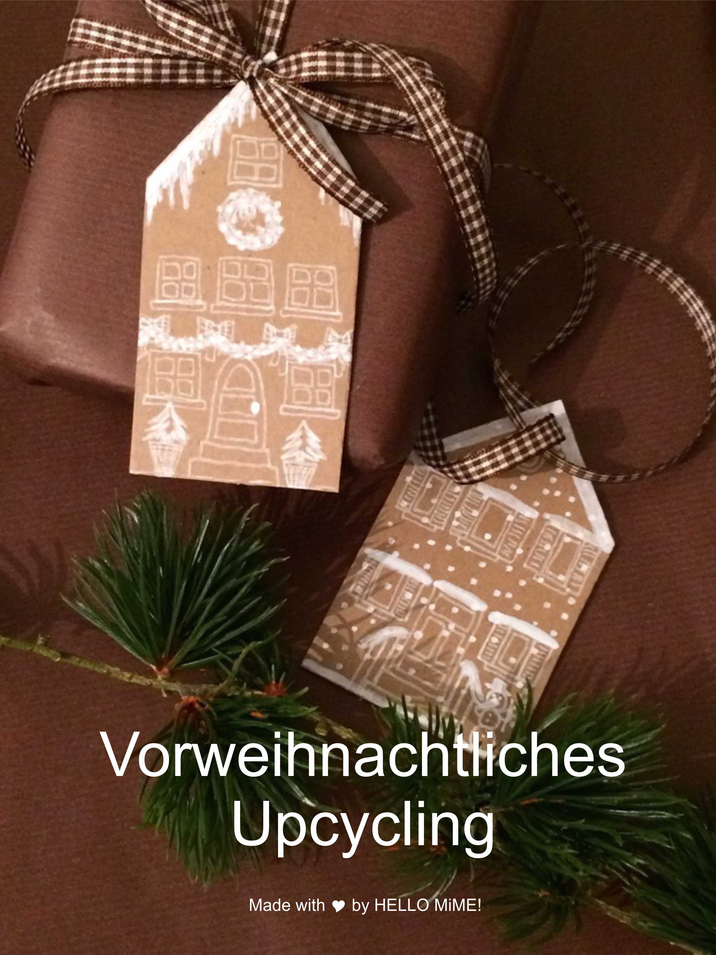 Upcycling Pappkartons